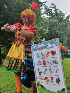 Cirque du Kepèl Panningen ballonartiest